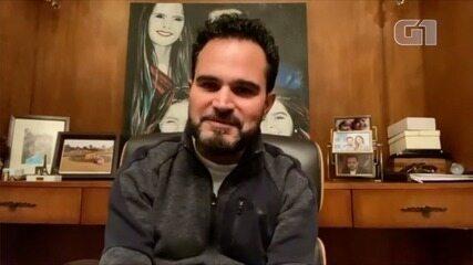 Luciano, da dupla com Zezé, afirma que testou positivo para Covid-19