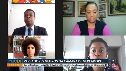Dia da Consciência Negra: Câmara de Curitiba vai ter 3 negros na bancada de 2021