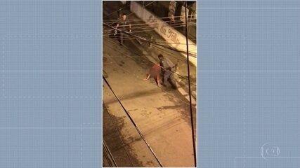 Vítimas agredidas por policiais militares em Santo André são identificadas