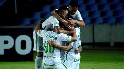 Os gols de Sampaio Corrêa 1 x 3 Chapecoense pela 22ª rodada do Brasileirão Série B