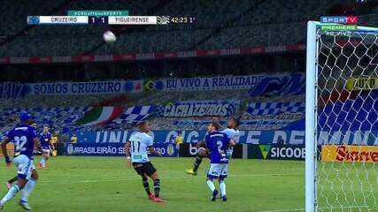 Melhores momentos de Cruzeiro 1x1 Figueirense pela Série B do Campeonato Brasileiro