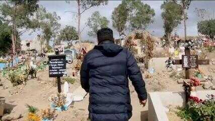 México chega a mais de 100 mil mortes por Covid-19