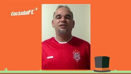 Liga do GE SE: confira as dicas do Eduardo Getirana