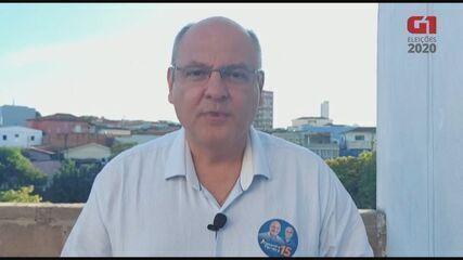 Alexandre Ferreira (MDB) fala sobre desemprego em Franca, SP
