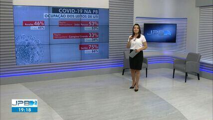 Casos de coronavírus na Paraíba neste sábado (21)