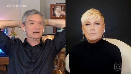 Xuxa fala sobre o sucesso da música Ilariê