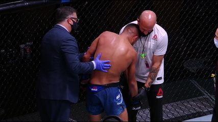 Melhores Momentos de Brandon Moreno x Brandon Royval no UFC 255