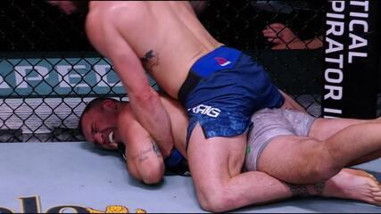 Melhores Momentos de Maurício Shogun x Paul Craig no UFC 255