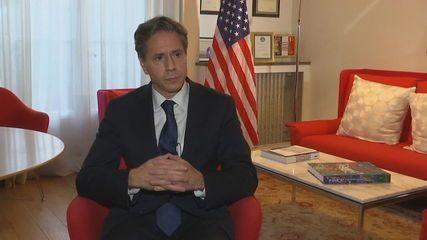 Antony Blinken será próximo secretário de Estado Americano
