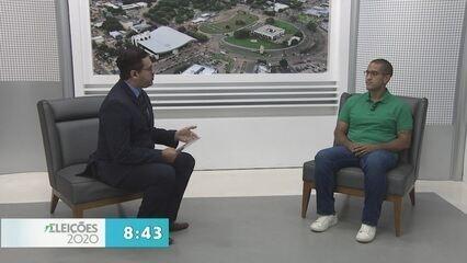 Arthur Henrique concede entrevista ao Jornal de Roraima 2º edição
