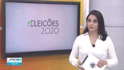 Confira como foi o dia dos candidatos à prefeitura de Porto Velho