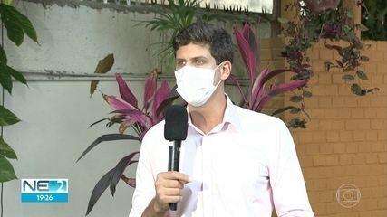 João Campos promete combater a corrupção se for eleito prefeito do Recife