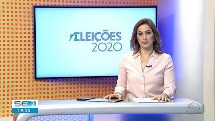 Eleições 2020: agenda dos candidatos à Prefeitura de Aracaju desta terça-feira (24)