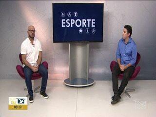 Presidente do Sampaio Corrêa é entrevistado no Bom Dia Mirante
