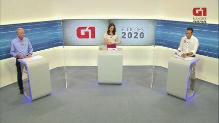 Debate para a Prefeitura de Limeira nas eleições 2020 - bloco 2