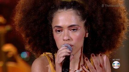 Bruna Black canta 'Pra Você Dar O Nome'