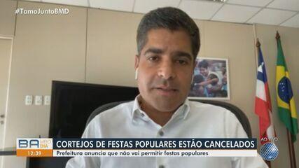 Carnaval de Salvador em 2021 foi suspenso e ainda não há data prevista