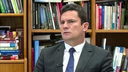 Moro diz em depoimento que ministros ligam Carlos Bolsonaro ao chamado 'gabinete do ódio'