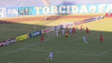 Londrina 2x1 Tombense: veja os gols do jogo da 17ª rodada da Série C do Brasileiro