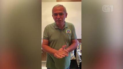 Prefeito eleito de Santarém convoca apoiadores para comemoração