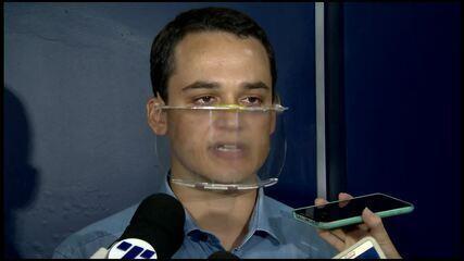 Delegado Pazolini, prefeito eleito em Vitória, fala sobre o resultado