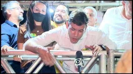Arnaldinho Borgo, prefeito eleito em Vila Velha, fala sobre o resultado