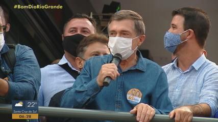 Adiló é eleito em Caxias do Sul