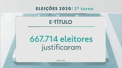 Presidente do TSE faz balanço positivo do segundo turno das eleições