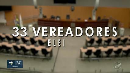 Dos 33 vereadores eleitos para a Câmara de Campinas, 12 declaram apoio a Dário Saadi