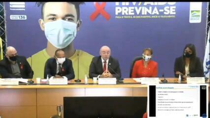 Secretário de Vigilância em Saúde diz que vacina ideal é a que seja 'termoestável'