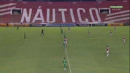 Melhores momentos de Náutico 2 x 0 Guarani, pela 25ª rodada da Série B do Brasileiro
