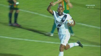 Os gols de Ponte Preta 1 x 1 Sampaio Corrêa, pela 25ª rodada da Série B do Brasileiro