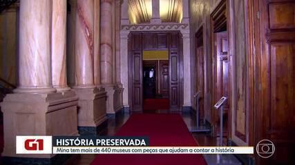 Minas Gerais tem história de 300 anos preservada em mais de 400 museus