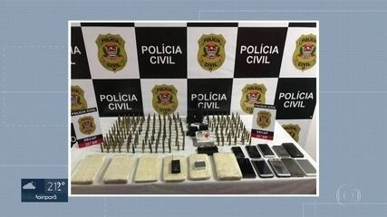 Polícia de São Paulo prende suspeita de ter participado do assalto em Criciúma