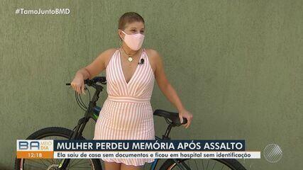 Mulher relembra drama após ser assaltada e ficar desacordada na orla de Salvador