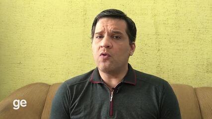 Cabral Neto analisa Coritiba x Bragantino pela 24ª rodada do Campeonato Brasileiro