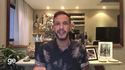 Marcelo Raed analisa Fluminense x Athletico-PR, pela 24ª rodada do Brasileirão