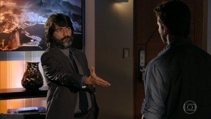 Dom Rafael se alia a Cassiano