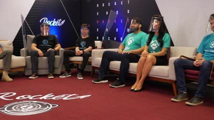 Rocket Estilo de Vida #Episódio6: startups se preparam para a final