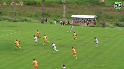 Melhores momentos de Real Noroeste 1 x 1 Brasiliense, pela Série D do Brasileiro 2020