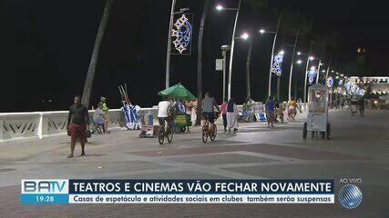 ACM Neto anuncia redução do horário de funcionamento de bares do Rio Vermelho e em Itapuã