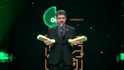 """Alexandre """"Gaules"""" vence na categoria Melhor Streamer do Prêmio eSports Brasil 2020"""
