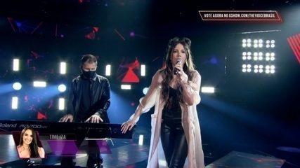 Luli canta 'Someone You Loved' nos Shows ao Vivo