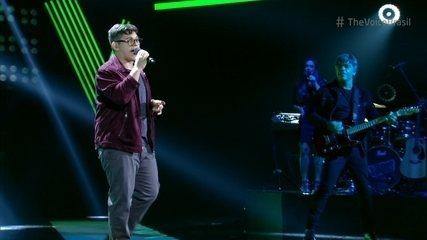 João Marcelo Prevedel canta 'Kill My Mind' nos Shows ao Vivo