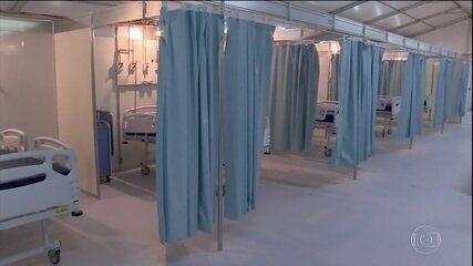 Profissionais da Saúde que trabalham na prefeitura do RJ não receberam salário de novembro