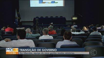 Prefeitura de Uberaba apresenta relatório de transição de 2013 a 2020