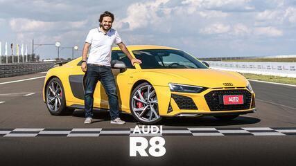 Novo Audi R8: por que esse é o último superesportivo puro-sangue da Audi