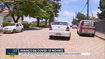 Última cidade sem Covid-19 do Brasil, Cedro do Abaeté registra dois casos da doença