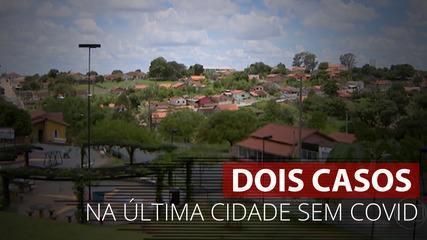 VÍDEO: Cedro de Abaeté, última cidade sem Covid-19 do Brasil, registra 2 casos da doença