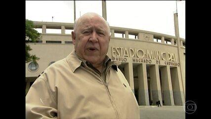Comentarista esportivo Orlando Duarte morre aos 88 anos vítima de Covid-19